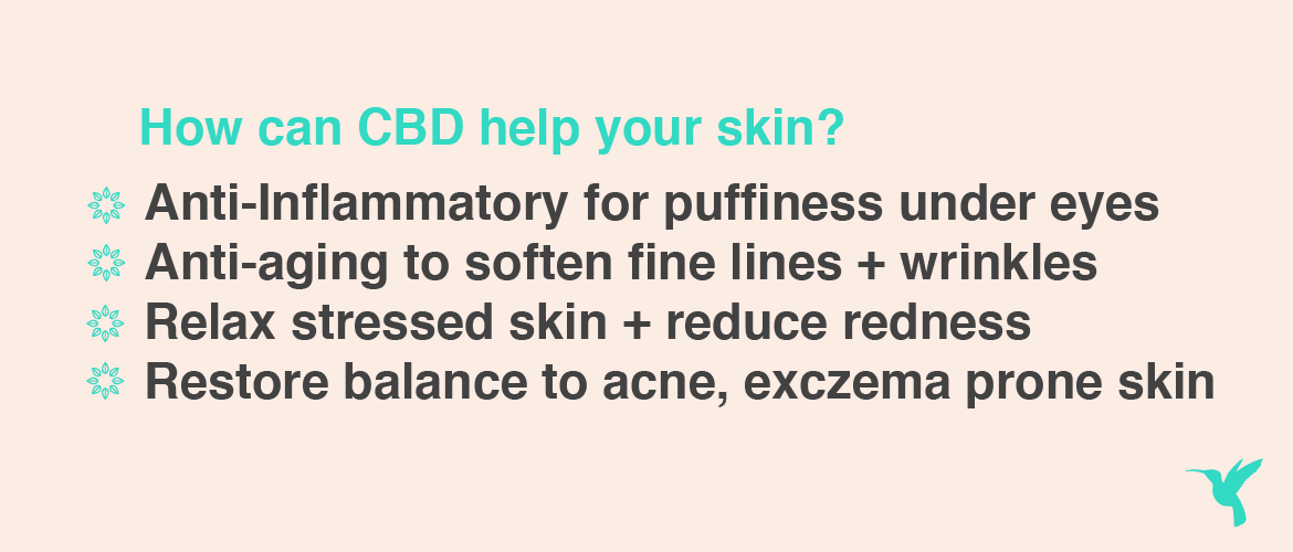 cbd skin benefits